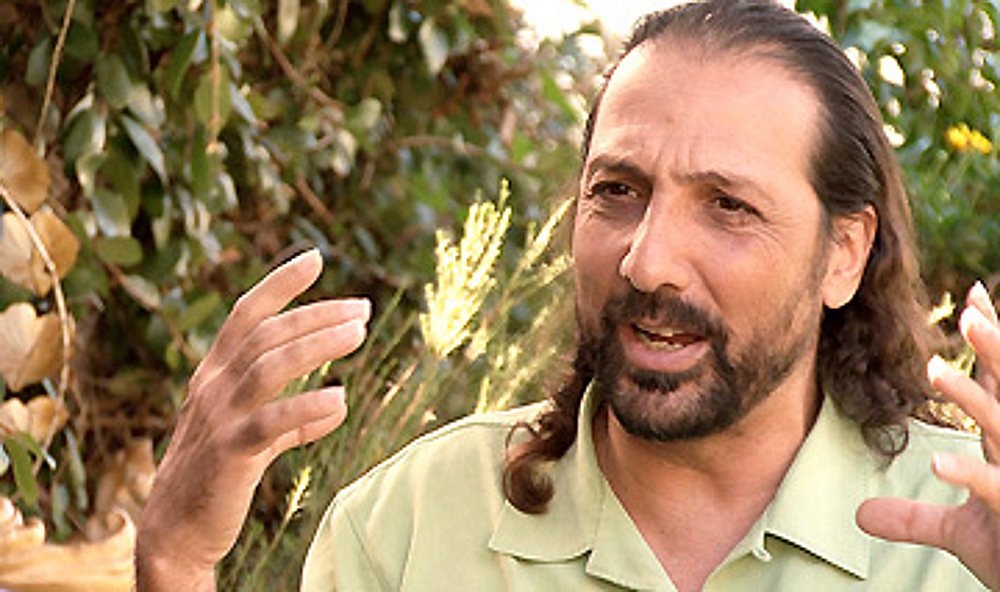 nassim haramein how tall