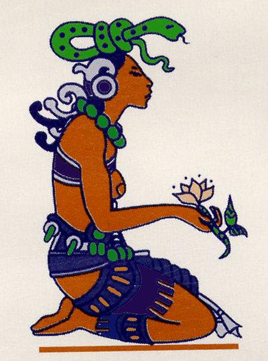 Resultado de imagen de Diosa maya Ixchel